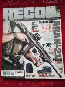 Mengenal Lebih Dekat Majalah Recoil