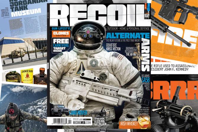 Recoil Magazine yang Cocok untuk Penggemar Senjata