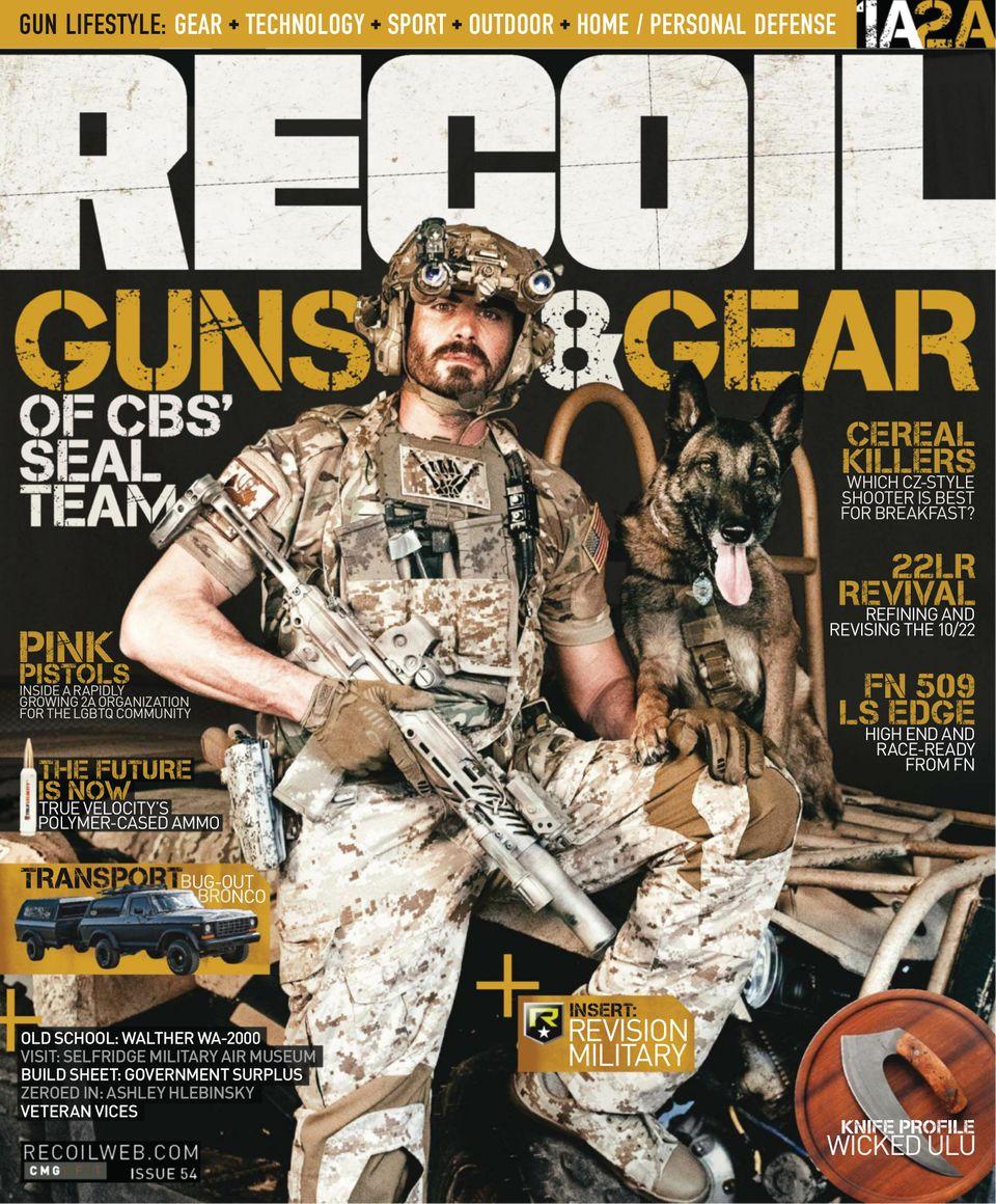 3 Daya Tarik Majalah Recoil untuk Pembaca Dunia