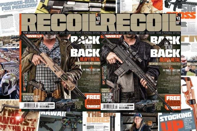 3 Hal yang Menarik dari Majalah Recoil Amerika Serikat