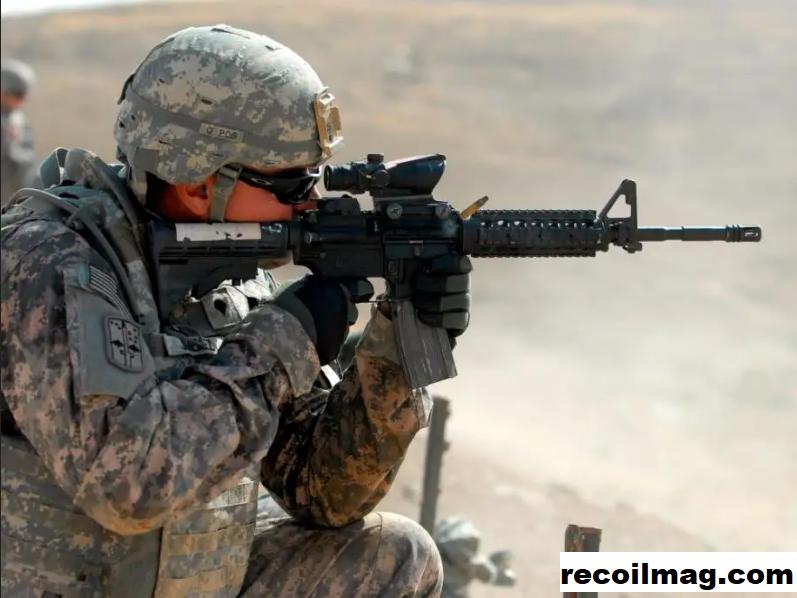 Sejarah Senjata Seri M416 Carbine Unggulan