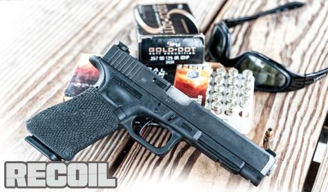Solusi Glock Multi Kaliber untuk Panik Amunisi