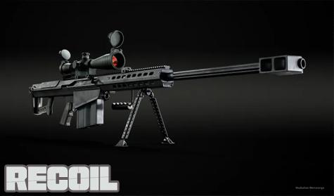 5 Senapan Sniper Terbaik di Dunia